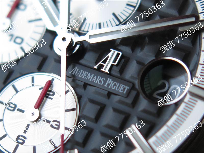 JF厂爱彼皇家橡树离岸型系列AP26400熊猫眼复刻表拆解测评-第22张
