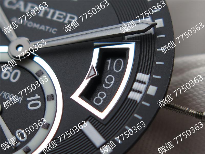 JF厂卡地亚卡力博W7100056复刻表拆解测评-第21张