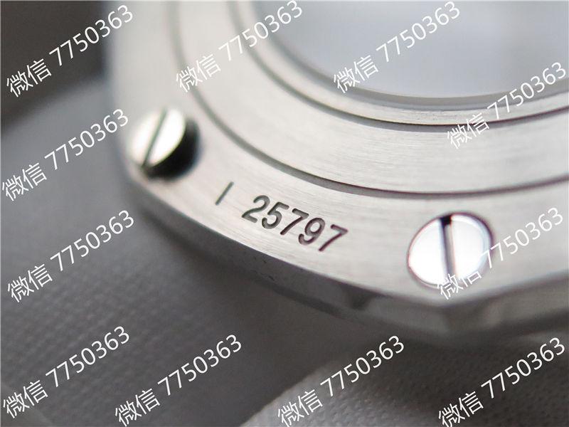 JF厂爱彼皇家橡树离岸型系列AP26400熊猫眼复刻表拆解测评-第40张
