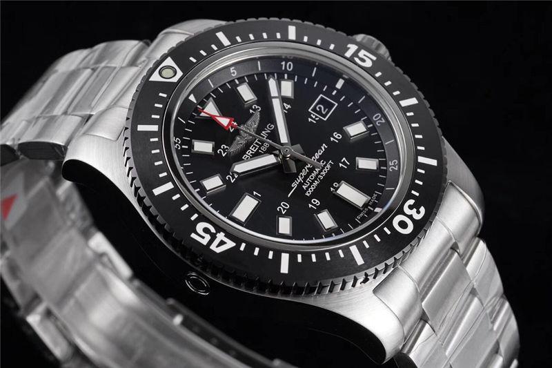 TF厂百年灵超级海洋系列44mm特别版_复刻表测评-第15张