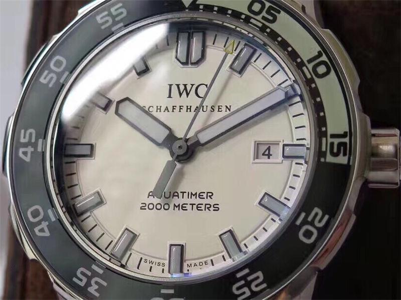 IWS厂万国海洋时计四分之一白IW356801_复刻表测评-第5张