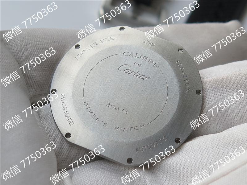 JF厂卡地亚卡力博W7100056复刻表拆解测评-第35张