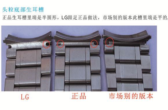 LG厂浪琴名匠双历_复刻表与正品对比测评-第17张