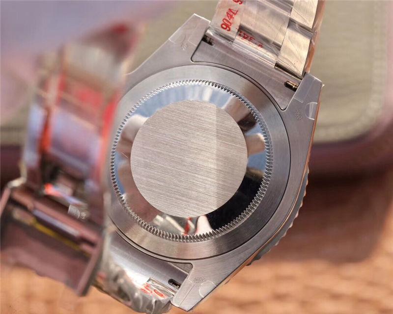 GM厂劳力士格林尼治2陨石面GMT可乐圈_复刻表测评-第8张