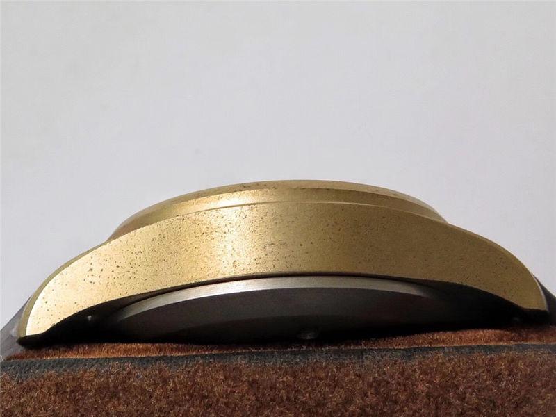 ZF厂万国喷火战机飞行员青铜计时IW387902_复刻表测评