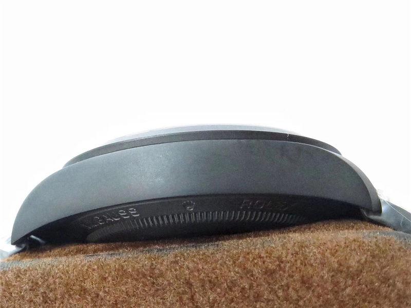 JB厂劳力士Label Noir蚝式世界上第一只陀飞轮_复刻表测评