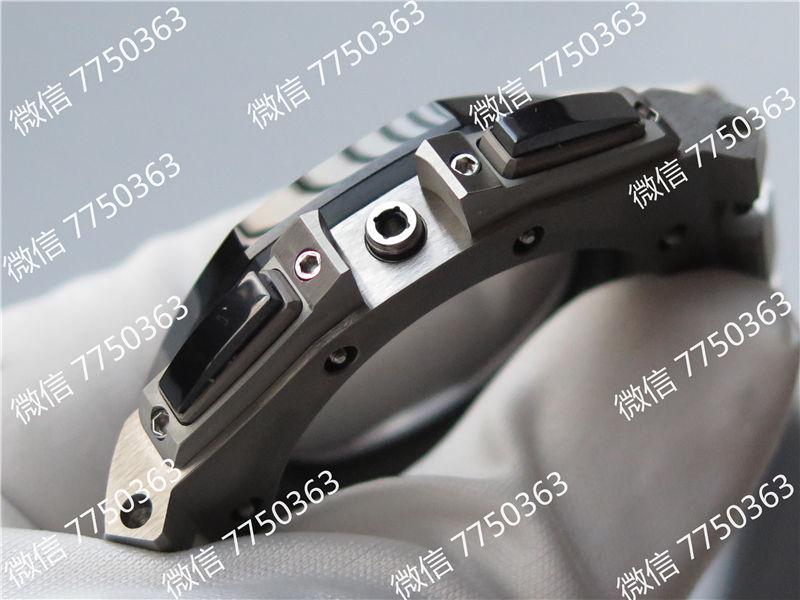 JF厂爱彼皇家橡树离岸型系列AP26400熊猫眼复刻表拆解测评-第32张
