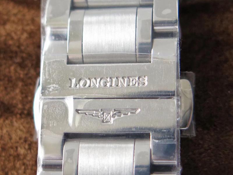 GS厂浪琴制表传统系列L2.908.4.78.6腕表做工如何_复刻表测评