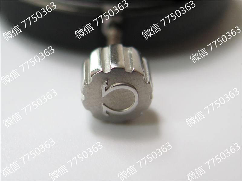 VS厂欧米茄海马600米钢字胶带款39.5mm复刻表拆解测评-第7张