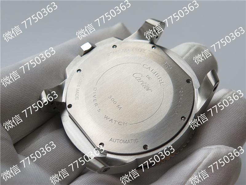 JF厂卡地亚卡力博W7100056复刻表拆解测评-第9张
