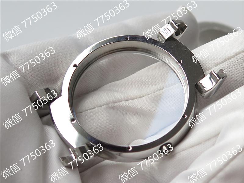TW厂万国达文西系列三针皮表带款复刻表拆解测评-第39张