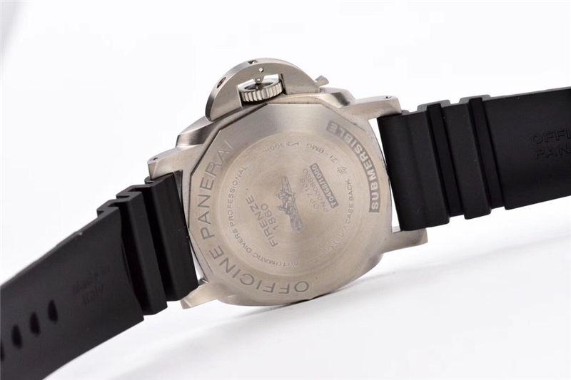 VS厂沛纳海pam692钛金属腕表_复刻表测评-第9张