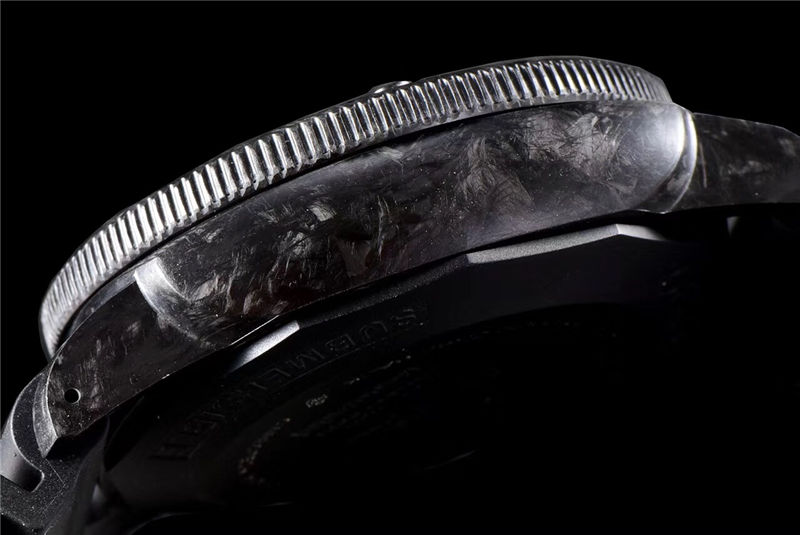 XF厂沛纳海pam616锻造碳限量版_复刻表测评