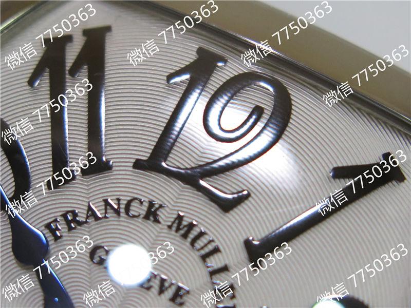 GF厂法兰克穆勒FM8880复刻表拆解测评