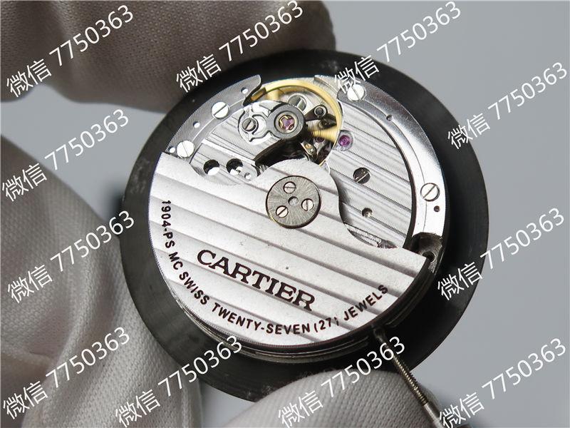 JF厂卡地亚卡力博W7100056复刻表拆解测评-第22张