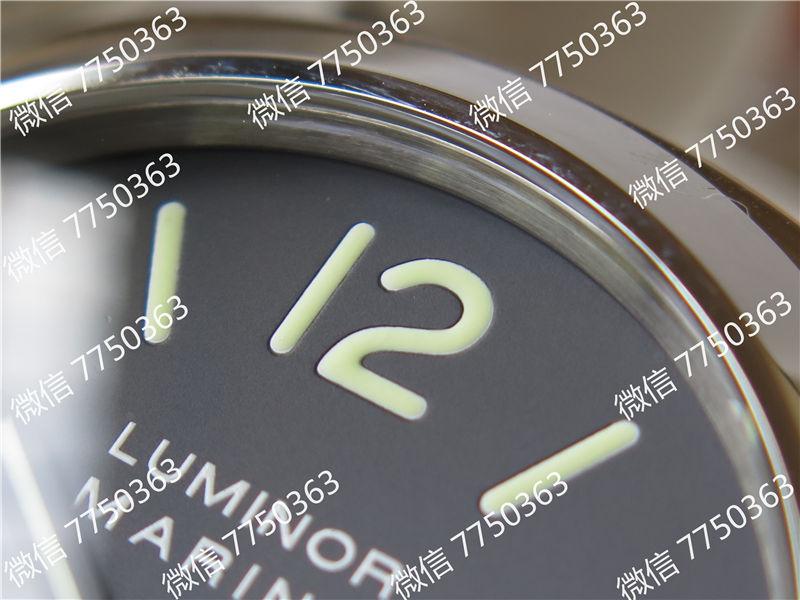 KW厂沛纳海pam005复刻表拆解测评