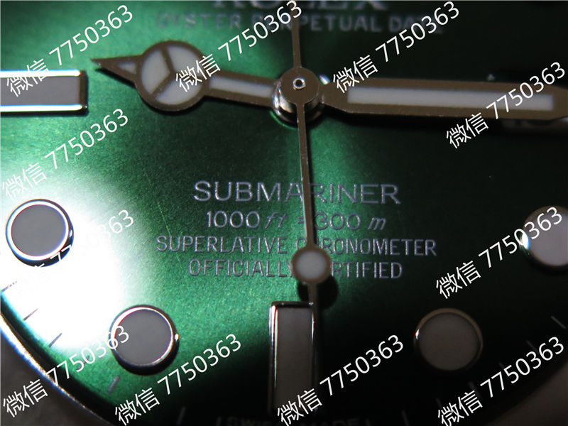 VR厂劳力士潜航者绿鬼316钢2824机芯复刻表拆解测评-第26张