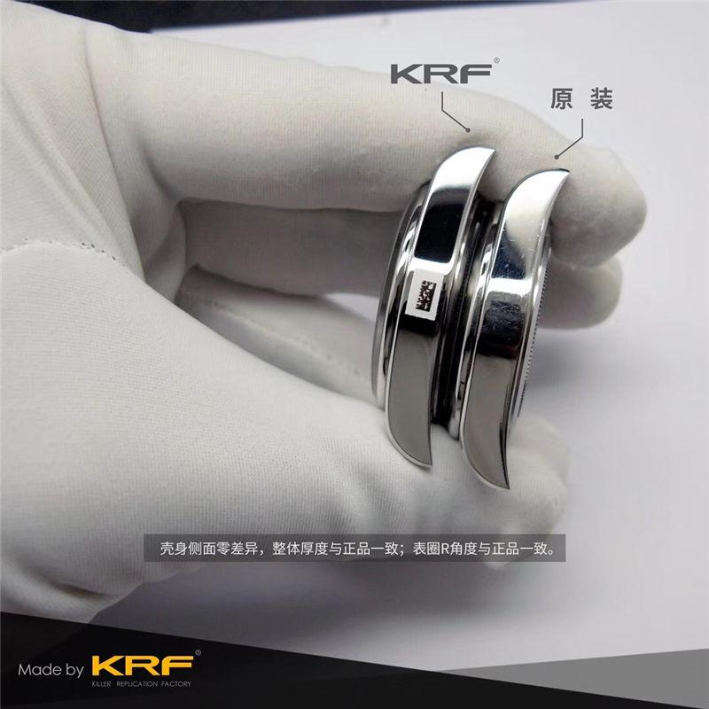 KRF厂V3版帝舵碧湾79500_复刻表与正品对比测评-第5张