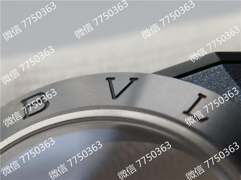 GF厂宝格丽v2新版DIAGONO系列腕表复刻表拆解测评-第23张