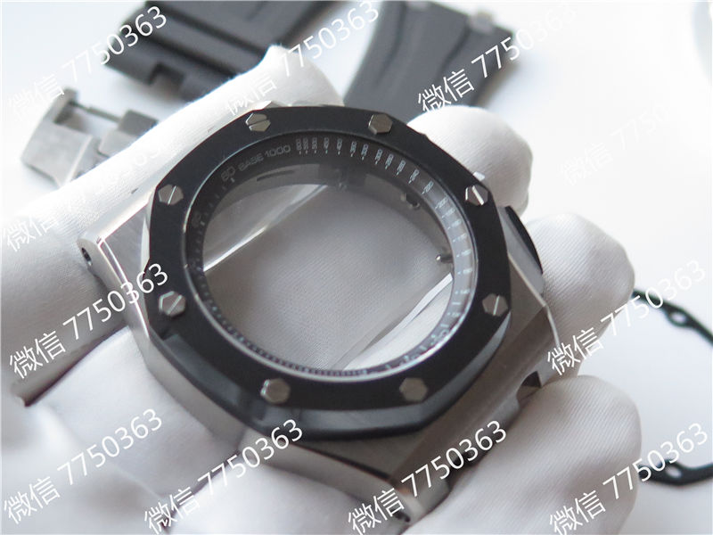 JF厂爱彼皇家橡树离岸型系列AP26400熊猫眼复刻表拆解测评-第28张