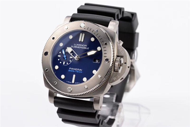 VS厂沛纳海pam692钛金属腕表_复刻表测评-第2张