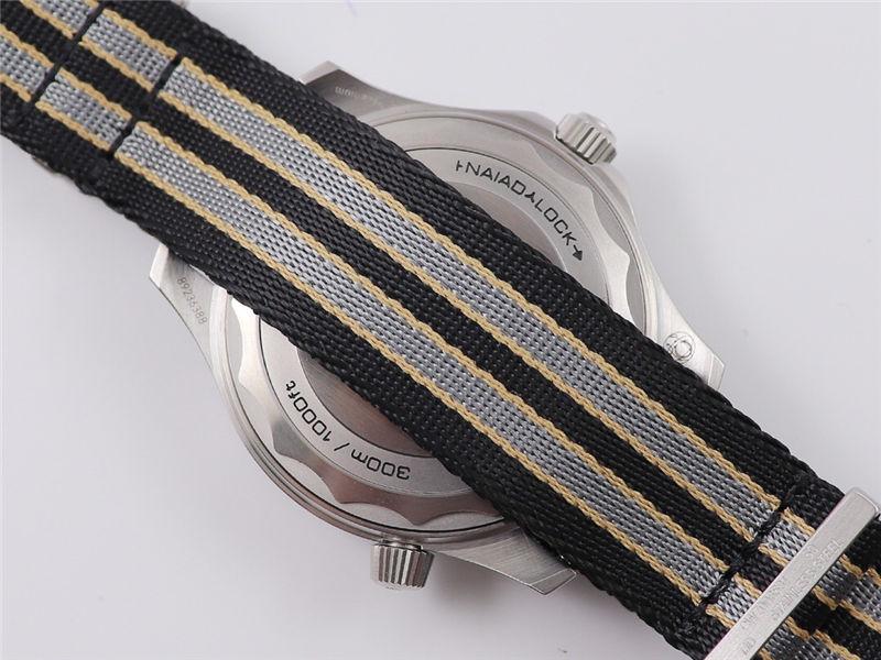 VS厂欧米茄邦德007无暇赴死复刻表对比市场版本-如何辨别VS厂海马007钛壳-第12张