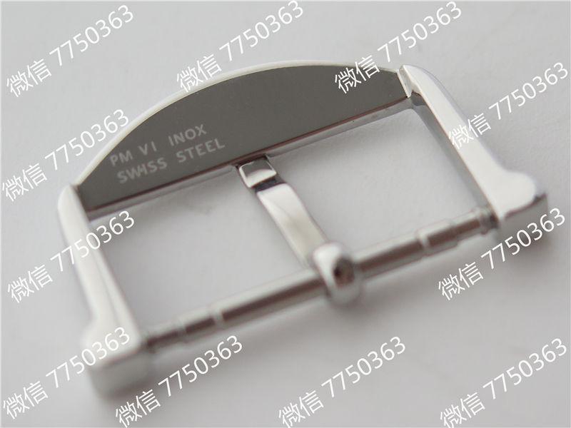 TW厂万国达文西系列三针皮表带款复刻表拆解测评-第17张