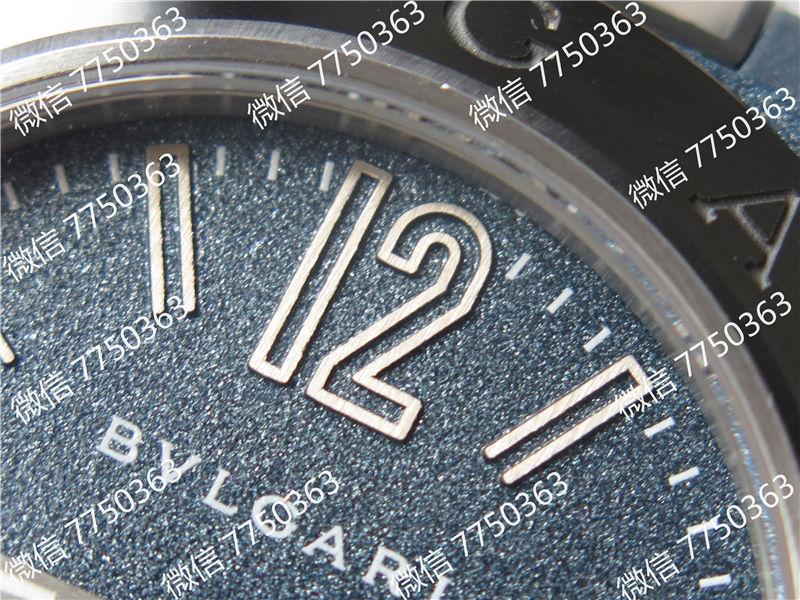 GF厂宝格丽v2新版DIAGONO系列腕表复刻表拆解测评-第8张