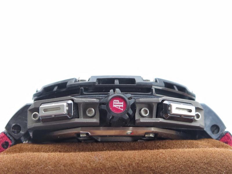 JF厂爱彼26290IO皇家橡树离岸型Grand Prix锻造碳表壳_复刻表测评-第4张