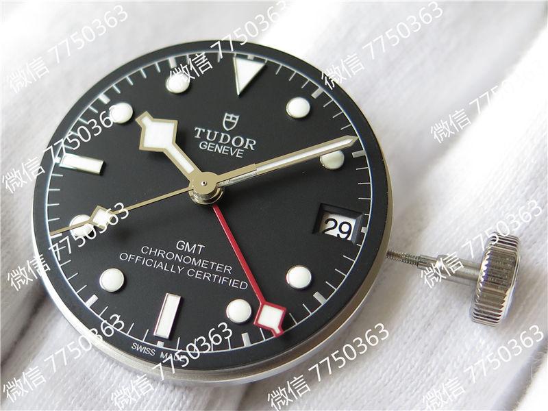 ZF厂帝陀格林尼治GMT红蓝圈复刻表拆解测评-第10张