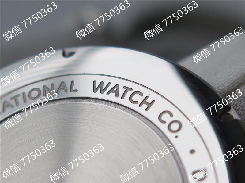 TW厂万国达文西系列三针皮表带款复刻表拆解测评-第43张