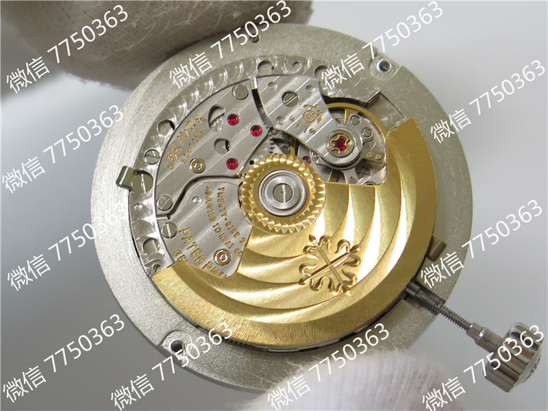 ZF厂百达翡丽手雷5167A-001黑色面复刻表拆解测评