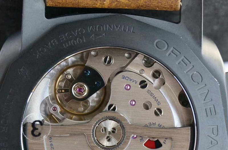 VS厂沛纳海V2版441做工怎么样_复刻表与正品对比测评-第27张