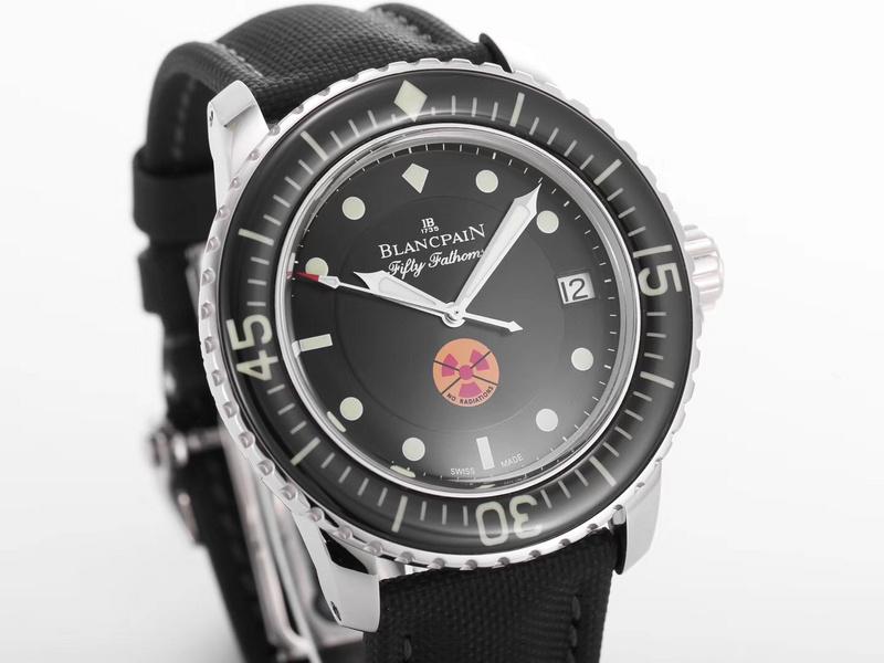 ZF厂宝珀五十噚系列5015B-1130-52_复刻表测评