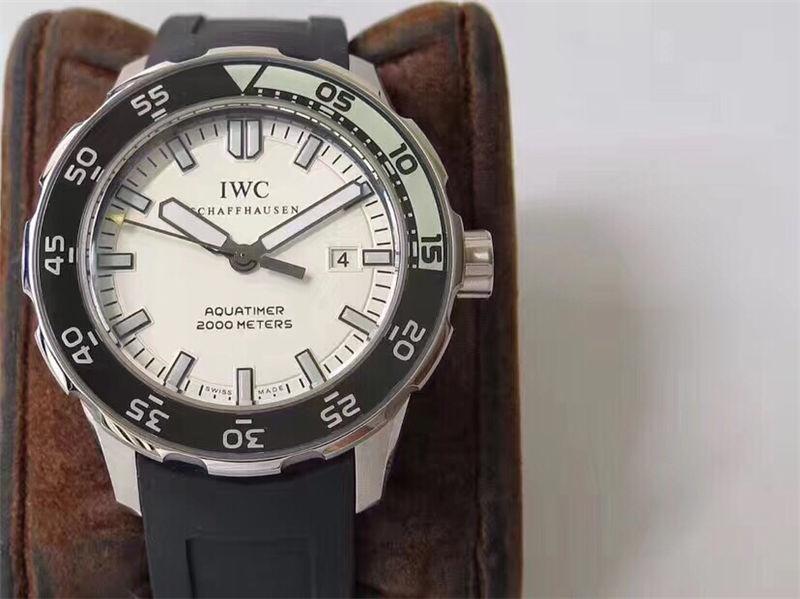 IWS厂万国海洋时计四分之一白IW356801_复刻表测评-第4张