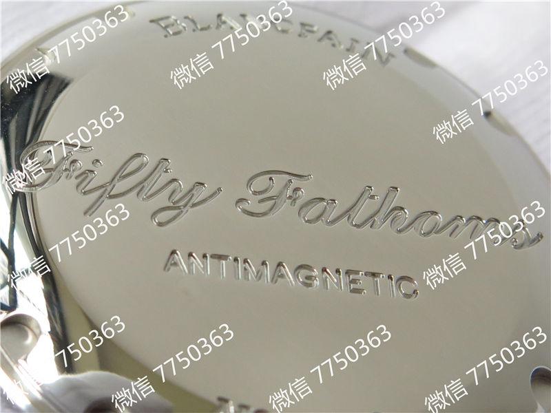 ZF厂宝珀五十噚黑面钢壳复刻表拆解测评