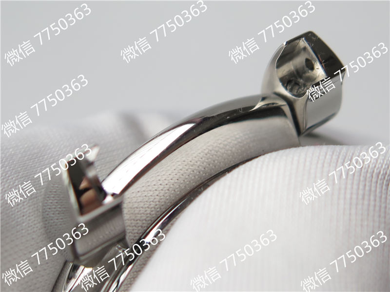 TW厂万国达文西系列三针皮表带款复刻表拆解测评-第12张