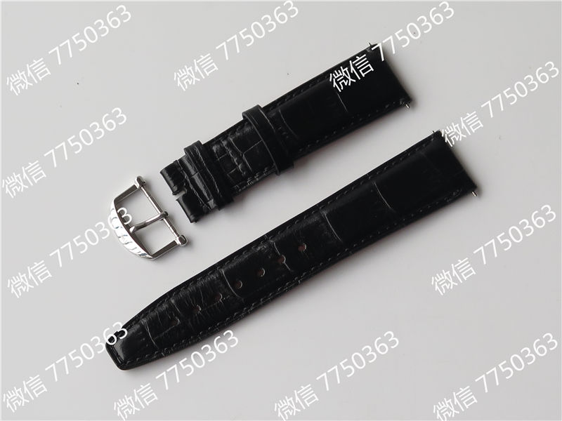 TW厂万国达文西系列三针皮表带款复刻表拆解测评-第13张