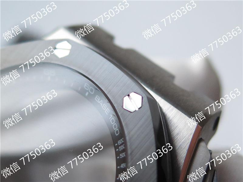 JF厂爱彼皇家橡树离岸型系列AP26400熊猫眼复刻表拆解测评-第30张