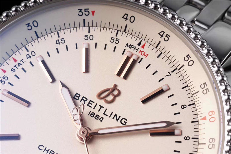 TF厂百年灵BREITLING航空计时_复刻表测评-第32张