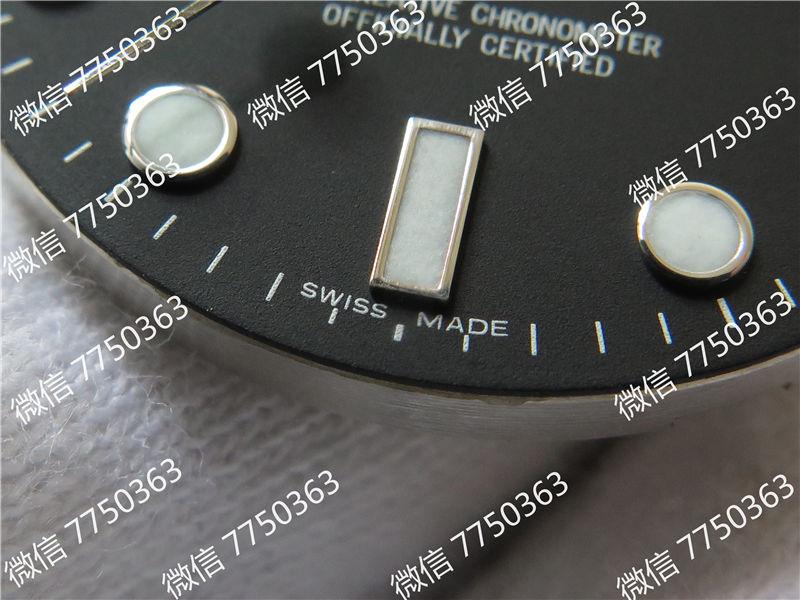 GM厂劳力士探险家Ⅱ黑色面3187机芯216570-77210复刻表拆解测评-第6张