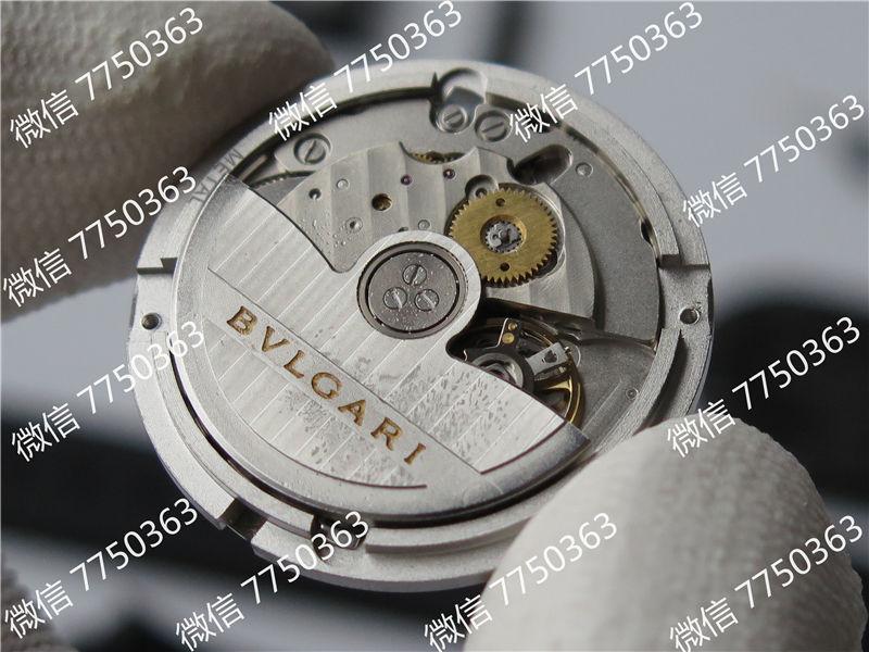 GF厂宝格丽v2新版DIAGONO系列腕表复刻表拆解测评-第34张