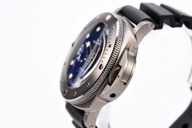 VS厂沛纳海pam692钛金属腕表_复刻表测评-第6张