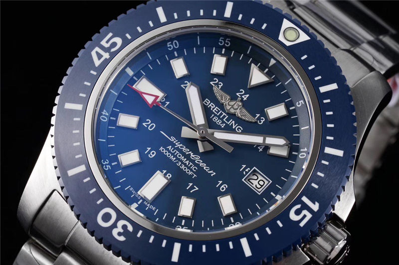 TF厂百年灵超级海洋系列44mm特别版_复刻表测评-第7张