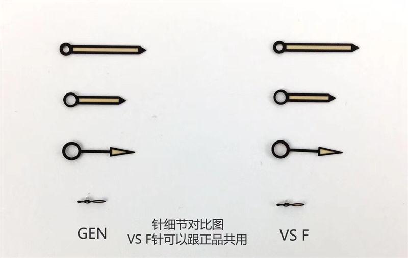 VS厂沛纳海V2版441做工怎么样_复刻表与正品对比测评-第16张