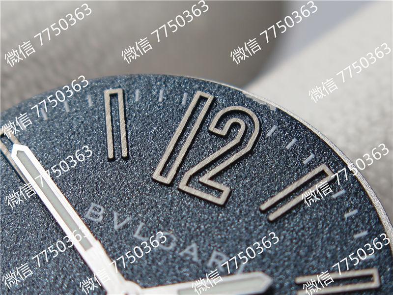 GF厂宝格丽v2新版DIAGONO系列腕表复刻表拆解测评-第32张