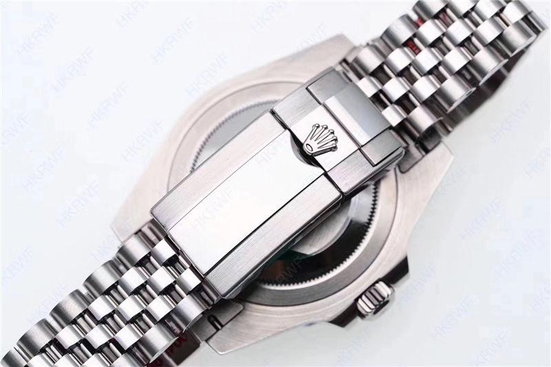 N厂劳力士格林尼治红蓝圈(可乐圈)手表能以假乱真吗_复刻表测评