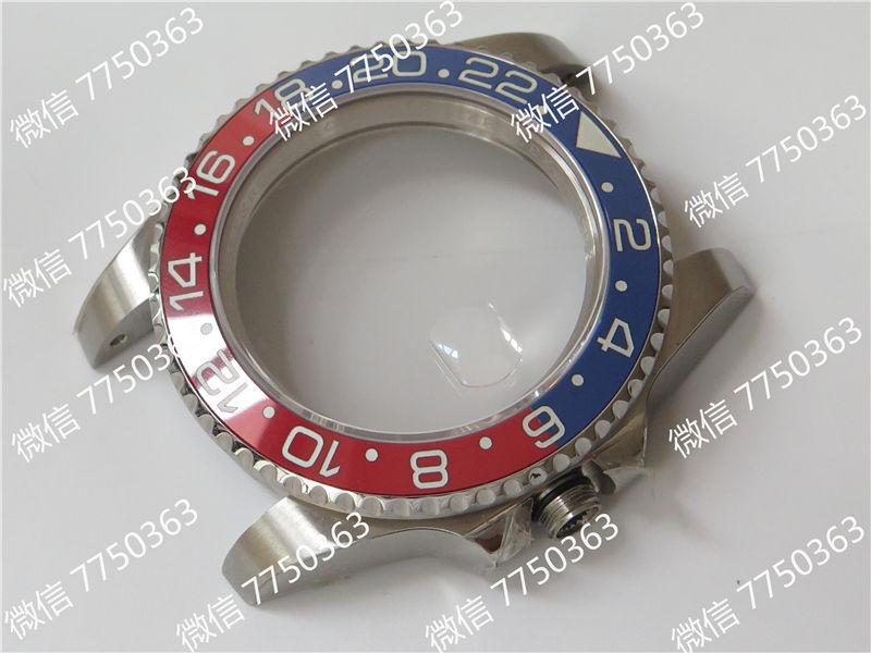 GM厂劳力士格林尼治红蓝圈116719三珠链3186机芯复刻表拆解测评-第11张