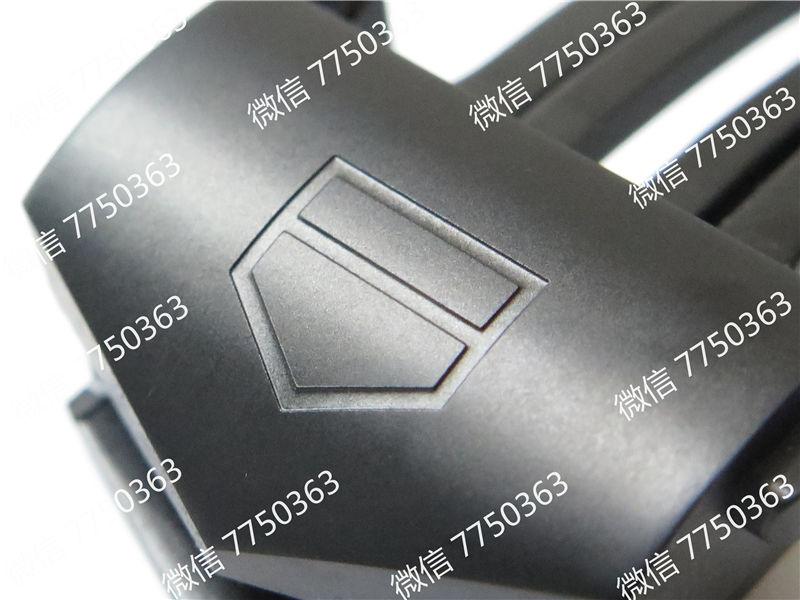 V6厂豪雅竞潜PVD黑色壳复刻表拆解测评-第19张