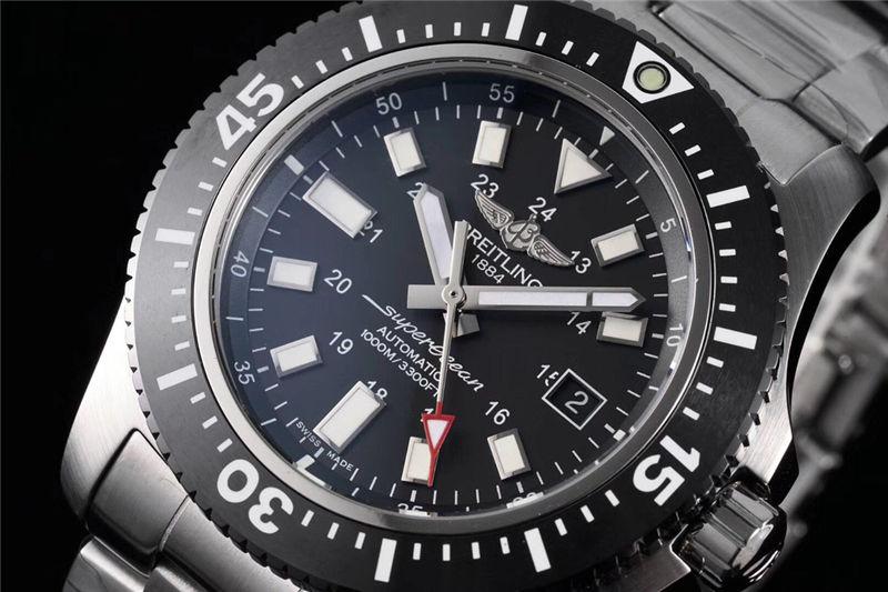 TF厂百年灵超级海洋系列44mm特别版_复刻表测评-第16张